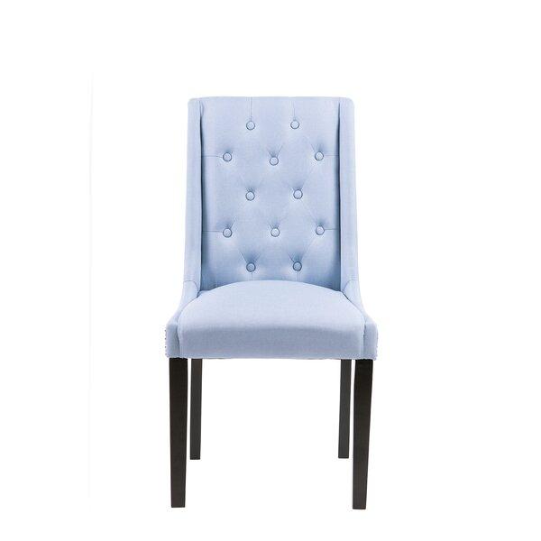 Brendan Upholstered Dining Chair (Set of 2) by Alcott Hill