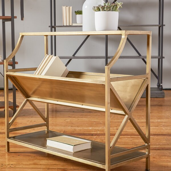 Romano Standard Bookcase by Willa Arlo Interiors