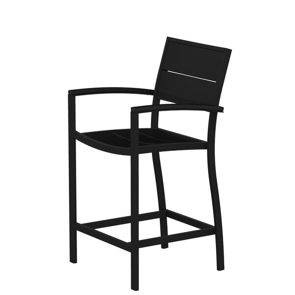 Surf City Patio Bar Stool by Trex Outdoor