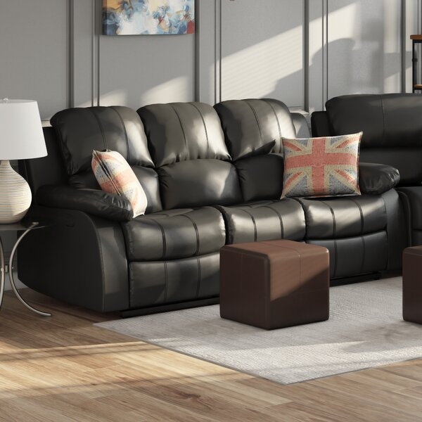 Malec Reclining Sofa by Latitude Run