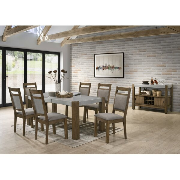 Shane 8 Piece Dining Set by Gracie Oaks