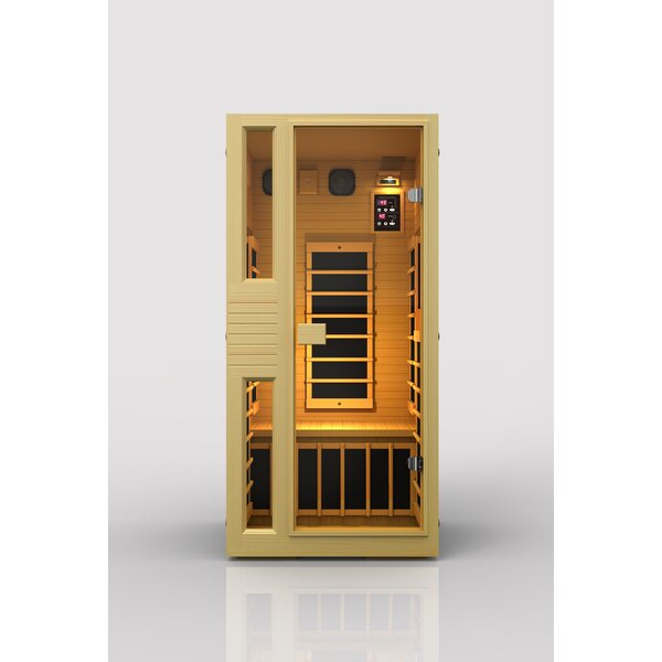 Ensi 1 Person FAR Infrared Sauna by JNH Lifestyles
