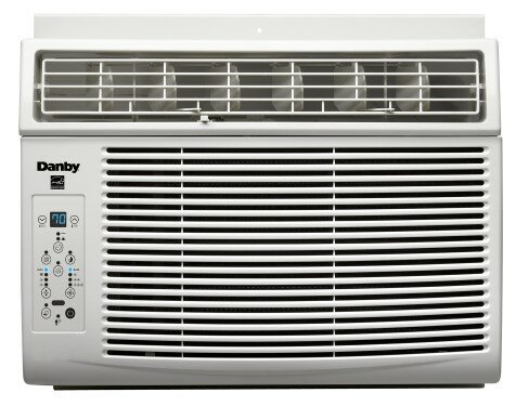 6,000 BTU Energy Star Window Air Conditioner with Remote by Danby