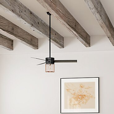 52 Ronan 3-Blade Ceiling Fan with Remote by Hunter