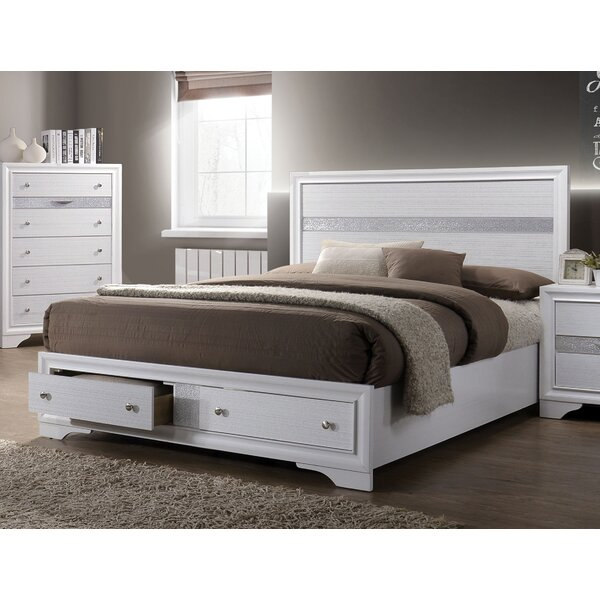Hawkesbury Storage Standard Bed by Mercer41