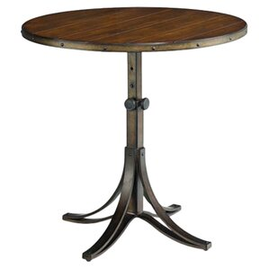 Calderwood Round End Table by Gracie Oaks