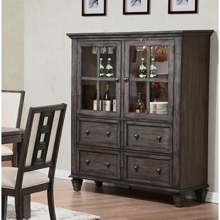 Carr Hall China Cabinet by Gracie Oaks