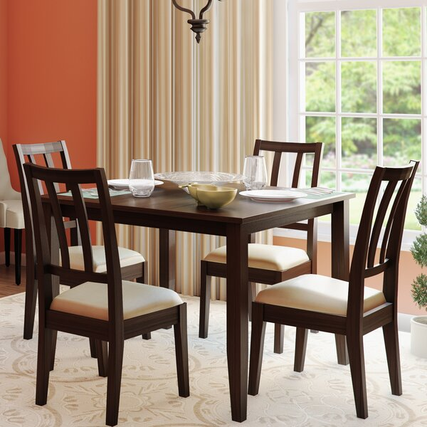 Primrose Road 5 Piece Dining Set by Alcott Hill