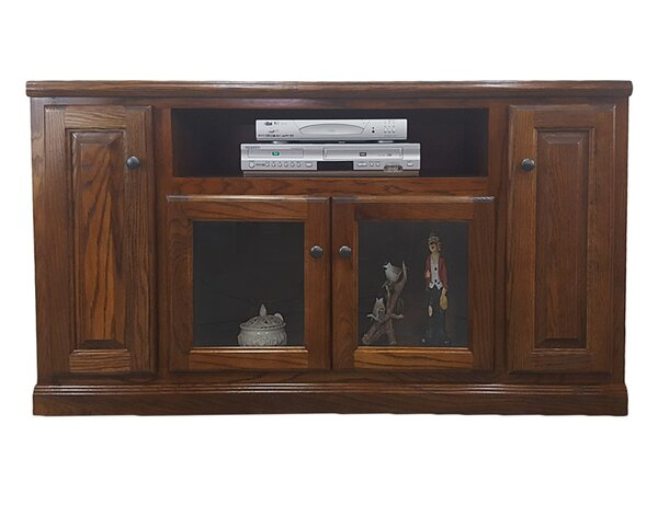 Cierra Solid Wood TV Stand for TVs up to 60