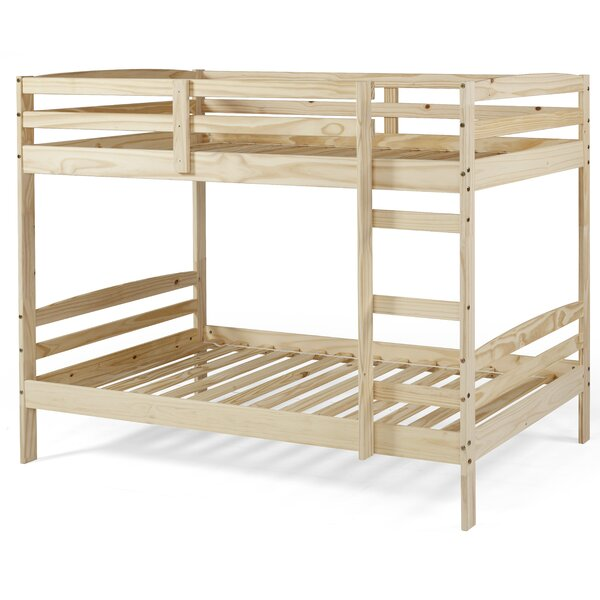 Plumerville Twin over Twin Bunk Bed by Harriet Bee