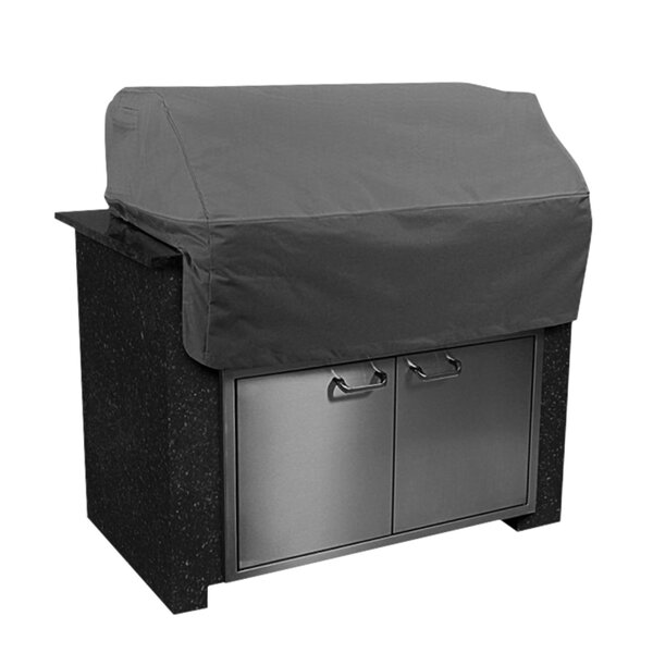 Weatherproof Heavy Duty BBQ Island Grill Cover by Khomo Gear