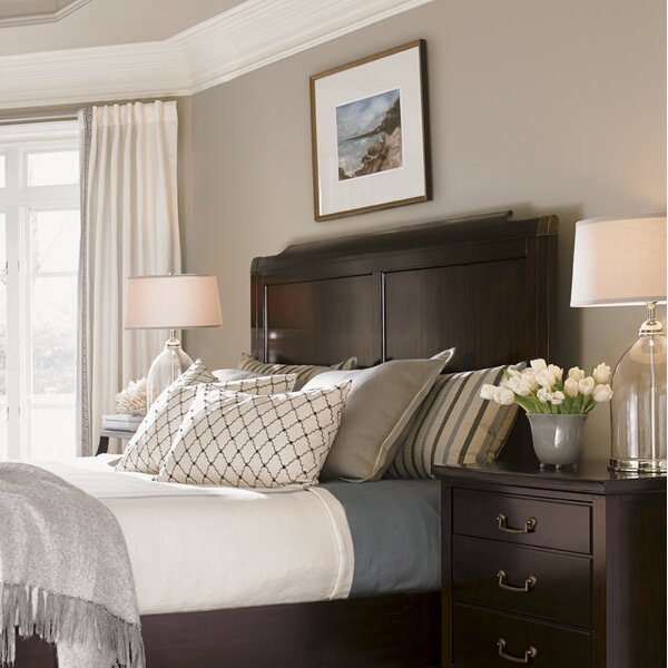 Kensington Place Bennington Panel Headboard by Lexington