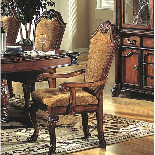 Mccartney Upholstered Dining Chair (Set of 2) by Astoria Grand