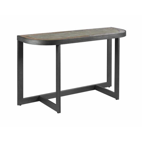 Union Rustic Black Console Tables
