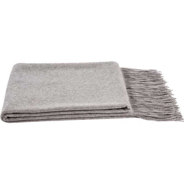 Dickson Wool Throw by Darby Home Co