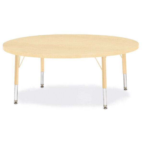Berries Circular Activity Table by Jonti-Craft