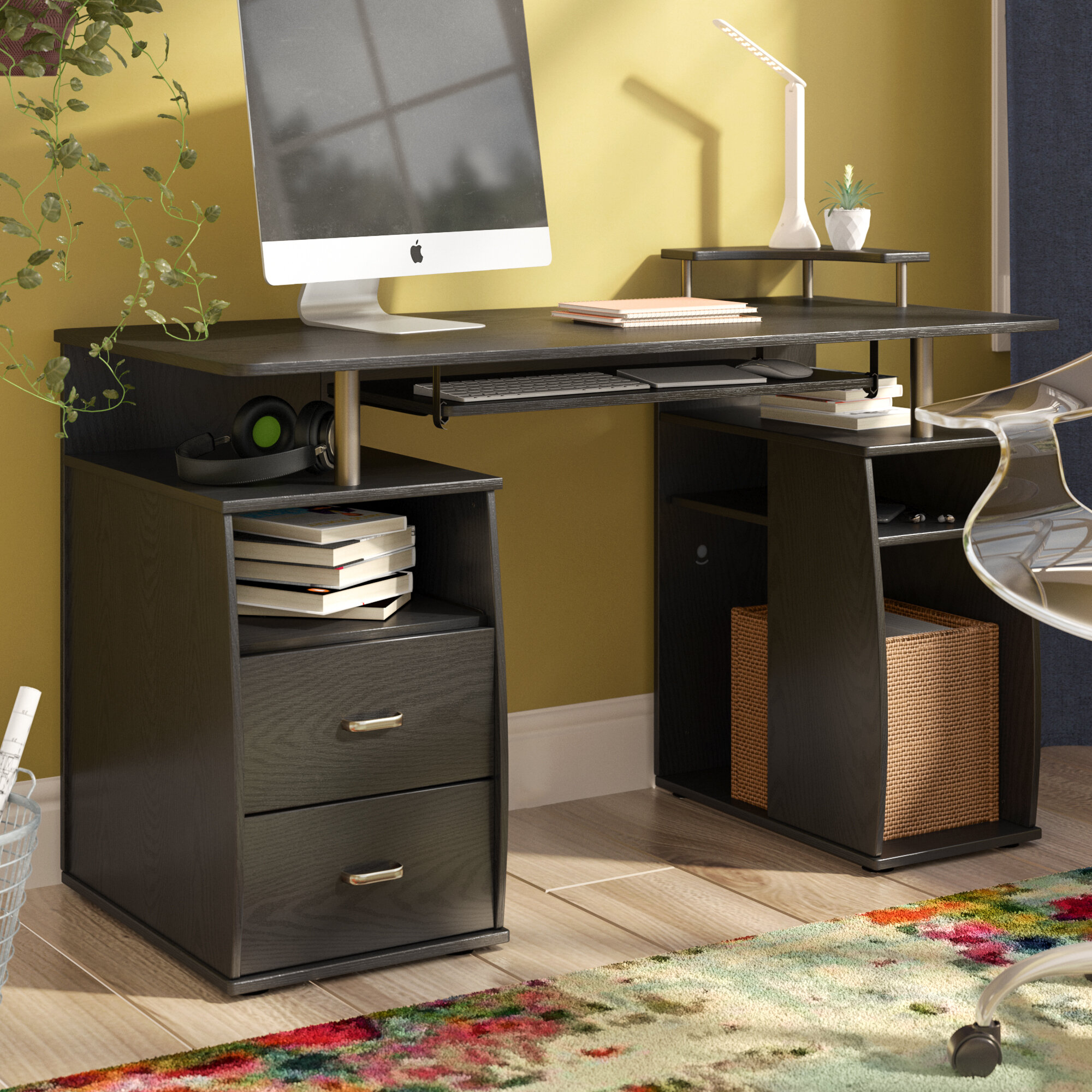 loon furniture filing pdx peak with desk computer newdale wayfair reviews cabinet