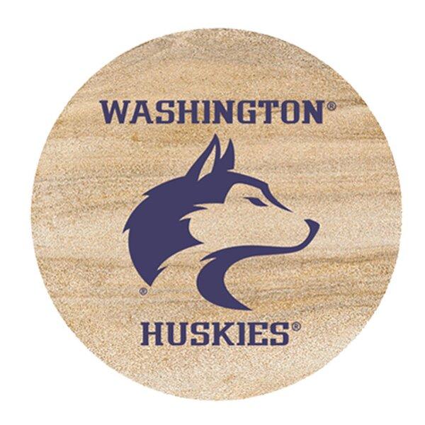 University of Washington Collegiate Coaster (Set of 4) by Thirstystone