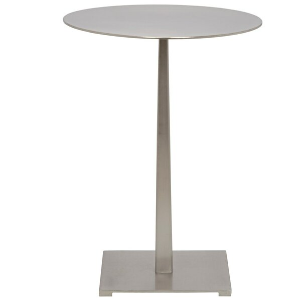 Stiletto End Table by Noir