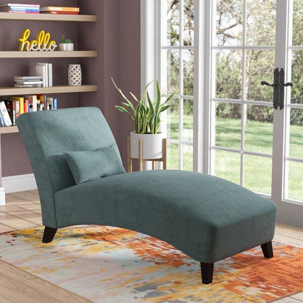 Braemar Chaise Lounge By Ebern Designs