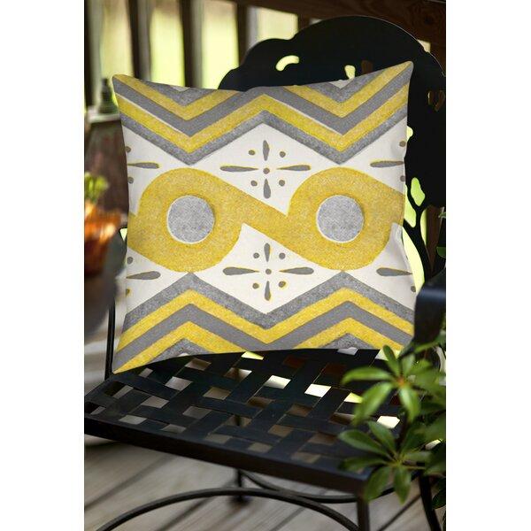 Salzman Indoor/Outdoor Throw Pillow by Latitude Run