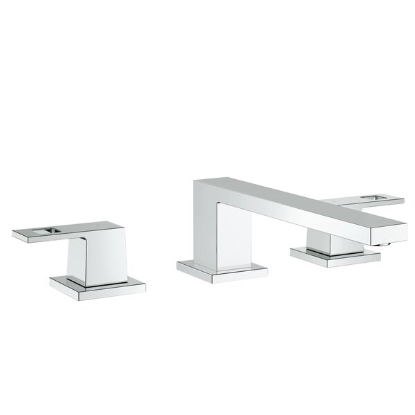 Eurocube Double Handle Deck Mounted Tub Filler Trim by Grohe