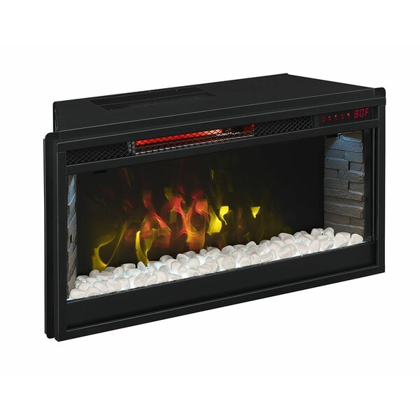 Electric Fireplace Insert by Greentouch