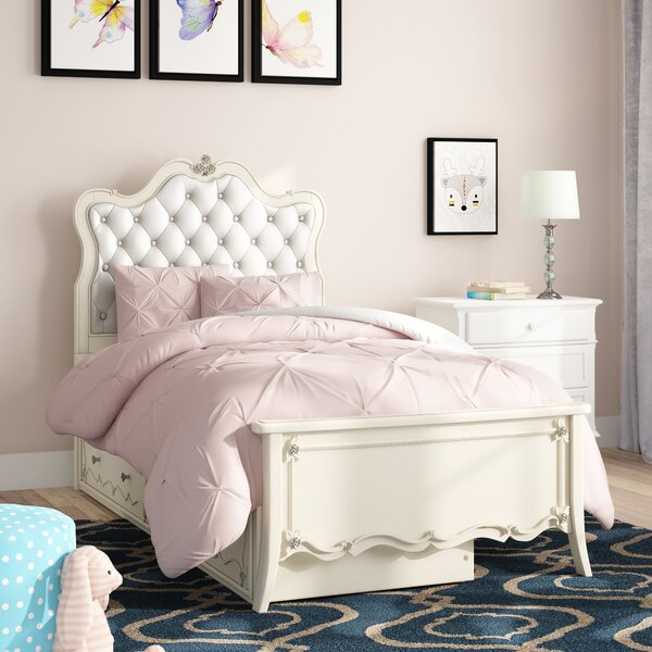 Saffold Platform Bed by Harriet Bee