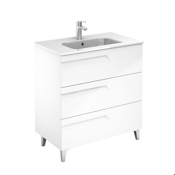 Huntsville 32'' Single Bathroom Vanity Set