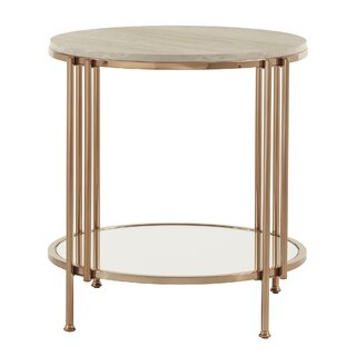 Arlen End Table by Everly Quinn SKU:BE435950 Shop