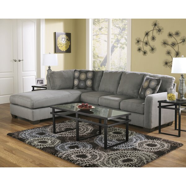 Josue Sectional by Wrought Studio