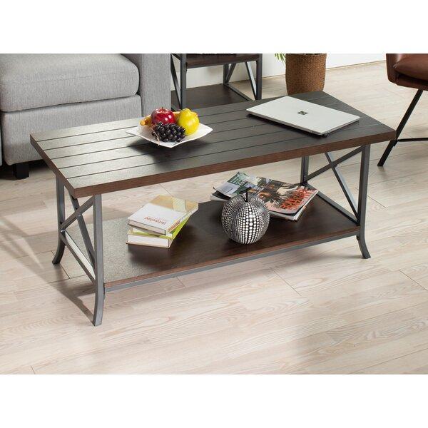 Iohanna Coffee Table With Storage By Gracie Oaks