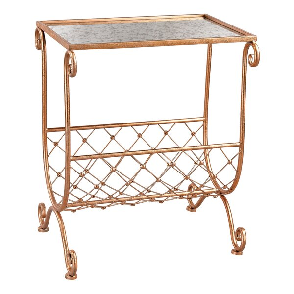 Burrill End Table by House of Hampton