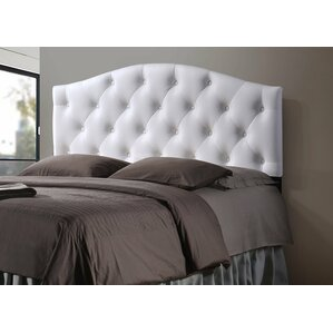 Myra Queen Upholstered Panel Headboard by Wholesale Interiors