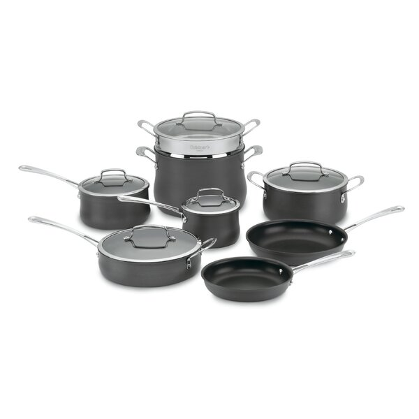 13-Piece Cookware Set by Cuisinart