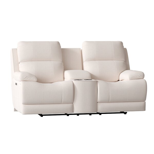 Finn Reclining 76-inch Recessed Arm Loveseat by Palliser Furniture Palliser Furniture