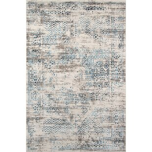 Find for Hoagland Blue Area Rug By Charlton Home