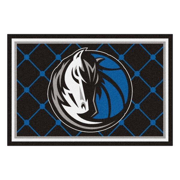NBA - Dallas Mavericks 5x8 Doormat by FANMATS