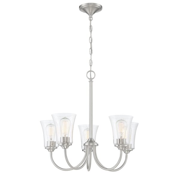 Pembe 5 - Light Candle Style Traditional Chandelier by Red Barrel Studio Red Barrel Studio