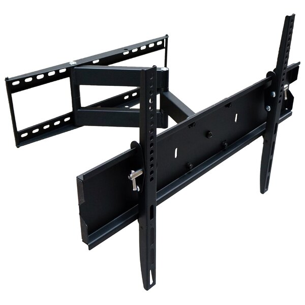 Single Swivel/Articulating Arm Universal 32 - 65 Wall Mount LCD/Plasma/LED by Mount-it