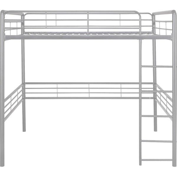 Maximillian Full Size Loft Bed by Viv + Rae