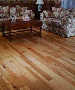 7 Solid Walnut Hardwood Flooring in Walnut by Alston Inc.
