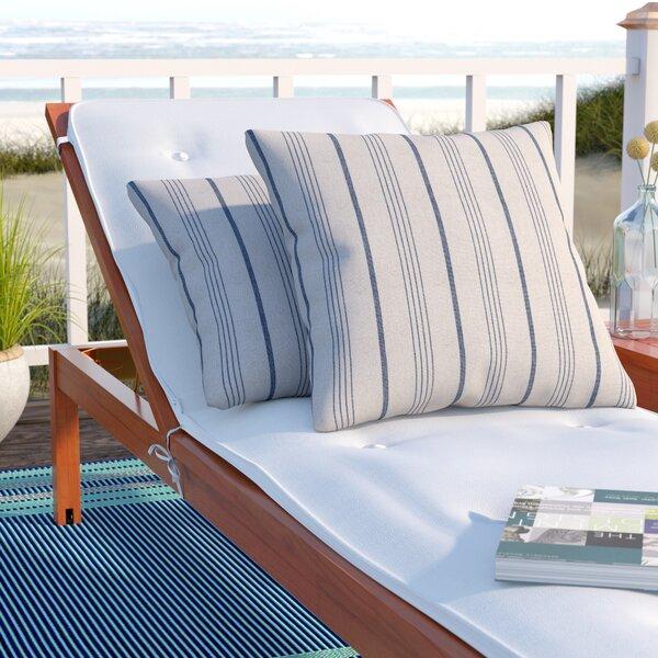 Ashmoore Stripe Throw Pillow (Set of 2) by Beachcr