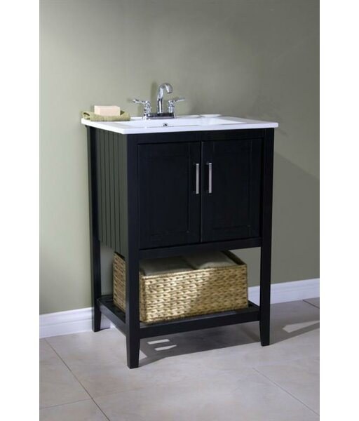 Tamecca 24 Single Bathroom Vanity Set by Beachcrest Home
