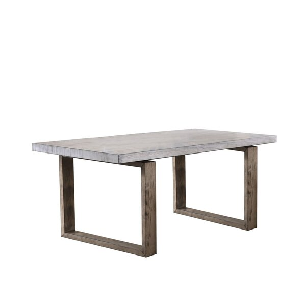Cleveland Dining Table by Rosecliff Heights