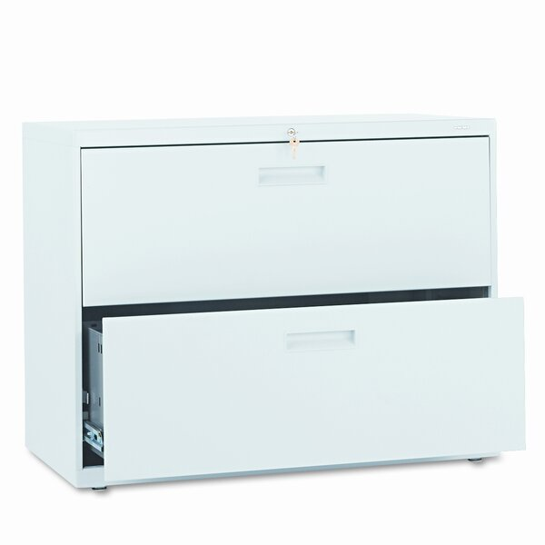 500 Series 36W 2-Drawer Lateral File by HON