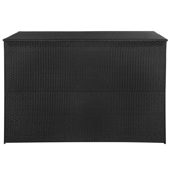 Rattan Deck Box by East Urban Home East Urban Home