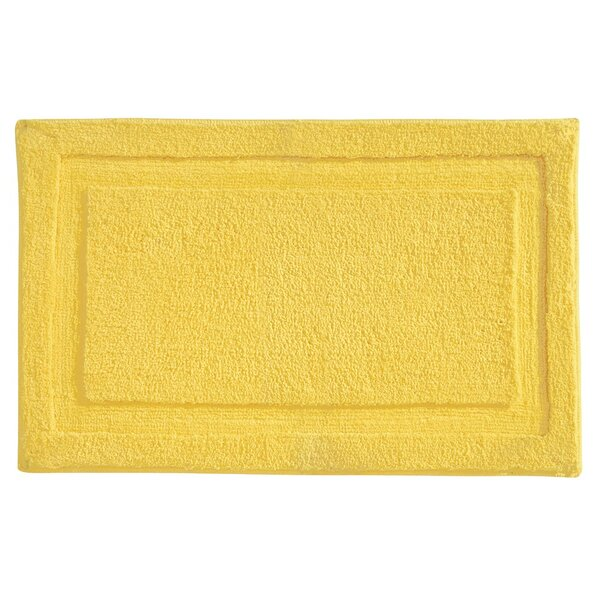Woolum Yellow Indoor/Outdoor Area Rug by Ebern Designs