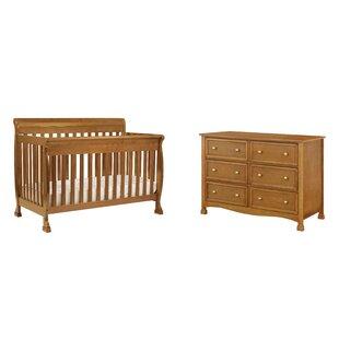 Buying 4-in-1 Convertible 2 Piece Crib Set ByHarriet Bee