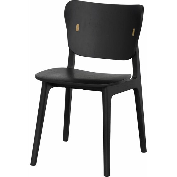 Emi Solid Wood Dining Chair (Set of 2) by Modloft